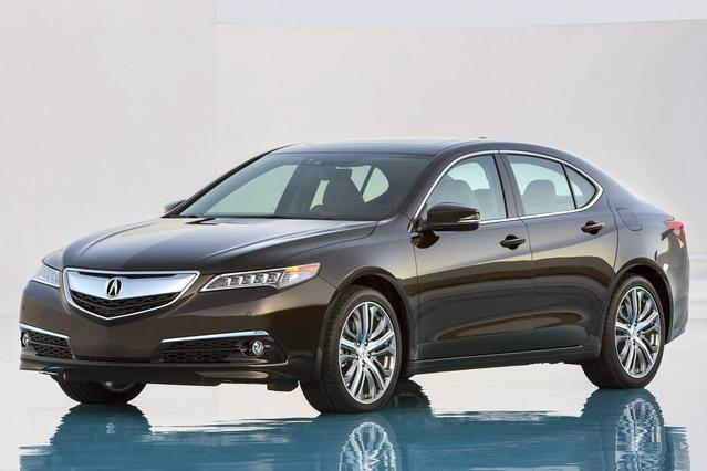 2015 Acura TLX V6 TECH Sedan Apex NC