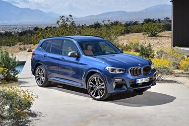 2018 BMW X3 M40I SUV Slide
