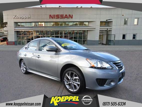2014 Nissan Sentra SR Jackson Heights New York