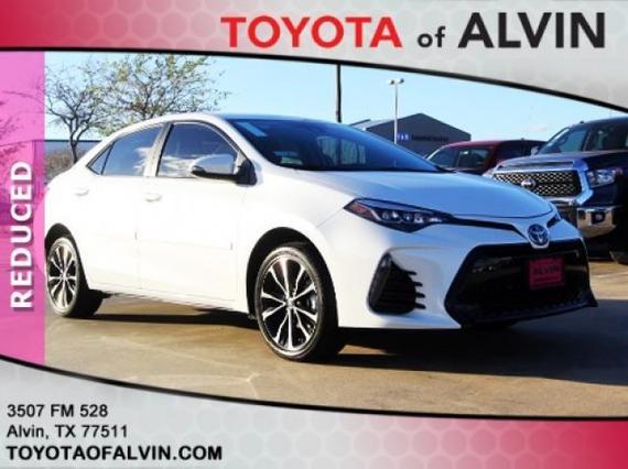 2018 Toyota Corolla XSE Alvin TX