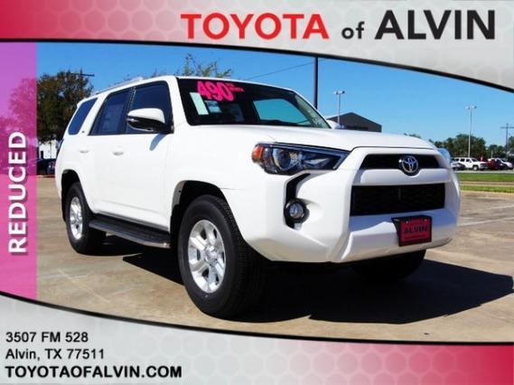 2018 Toyota 4Runner SR5 PREMIUM Alvin TX