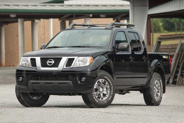 2018 Nissan Frontier PRO 4D Crew Cab Raleigh NC