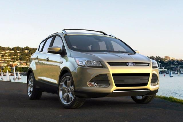 2013 Ford Escape TITANIUM SUV Slide 0