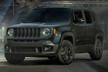 2016 Jeep Renegade LIMITED SUV Merriam KS