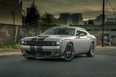2018 Dodge Challenger R/T SCAT PACK Coupe Apex NC