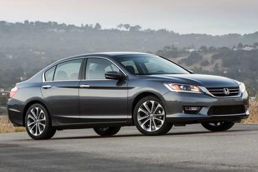 2015 Honda Accord SPORT Sedan Apex NC