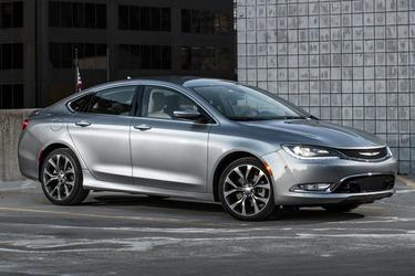 2017 Chrysler 200 LIMITED PLATINUM Sedan Apex NC