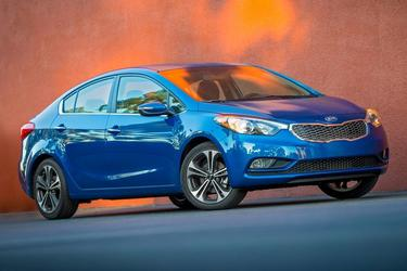2015 Kia Forte LX Sedan Merriam KS