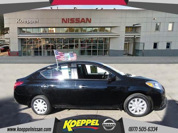 2013 Nissan Versa SV Jackson Heights New York