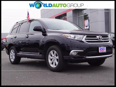 2013 Toyota Highlander PLUS AWD Plus 4dr SUV Lakewood NJ