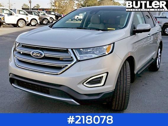 2018 Ford Edge TITANIUM Thomasville GA