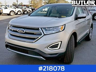2018 Ford Edge TITANIUM Thomasville GA