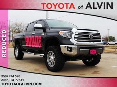 2018 Toyota Tundra 1794 EDITION Alvin TX