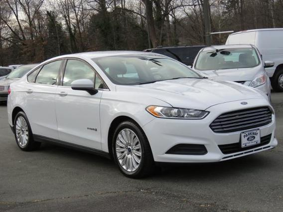 2014 Ford Fusion S HYBRID Greensboro NC