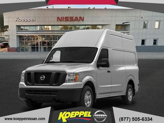 2018 Nissan NV Cargo NV2500 HD SV V6 Jackson Heights New York