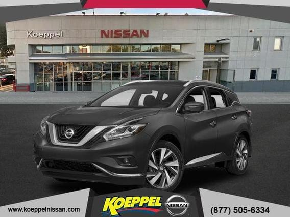 2018 Nissan Murano SL Jackson Heights New York