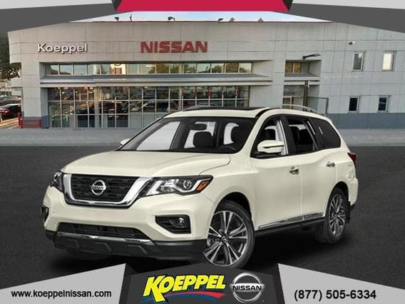 2018 Nissan Pathfinder PLATINUM Jackson Heights New York