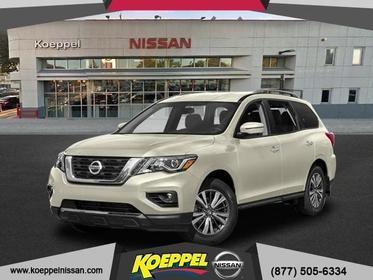 2018 Nissan Pathfinder SL Jackson Heights New York