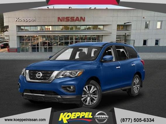 2018 Nissan Pathfinder SV Woodside NY
