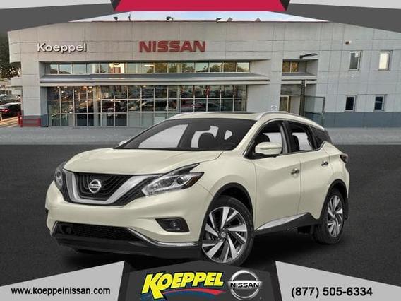 2018 Nissan Murano PLATINUM Jackson Heights New York