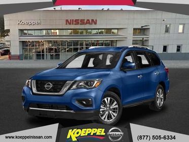 2018 Nissan Pathfinder S Jackson Heights New York