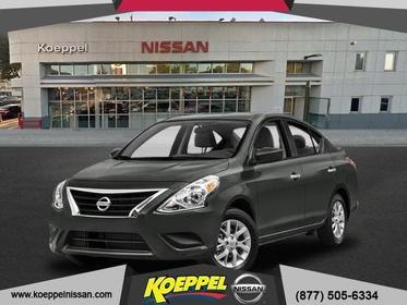 2018 Nissan Versa 1.6 SV Woodside NY