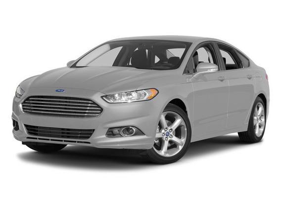 2015 Ford Fusion TITANIUM Woodside NY