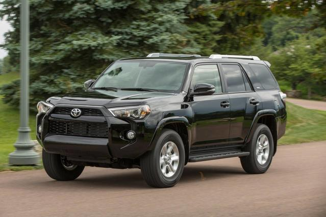 2018 Toyota 4Runner SR5 SR5 4WD Sport Utility Merriam KS