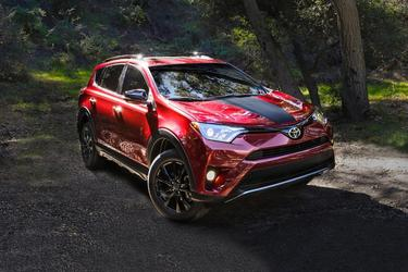2018 Toyota RAV4 SE AWD SE 4dr SUV Green Brook NJ