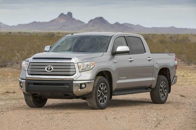 2018 Toyota Tundra LIMITED LIMITED CREWMAX 5.5' BED 5.7L FFV CrewMax Merriam KS