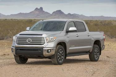 2018 Toyota Tundra 4WD LIMITED Pickup Slide