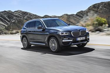 2018 BMW X3 XDRIVE30I SUV Slide