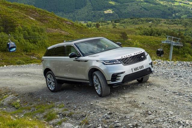 2018 Land Rover Range Rover Velar S SUV Slide 0