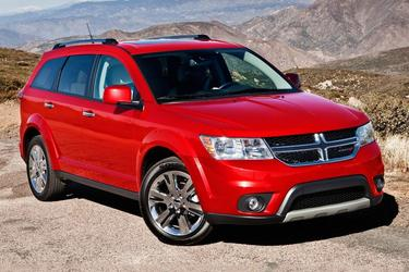 2017 Dodge Journey SXT SUV Apex NC
