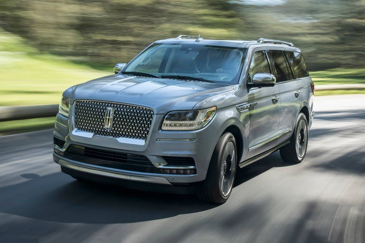 2018 Lincoln Navigator SELECT Sport Utility Slide 0