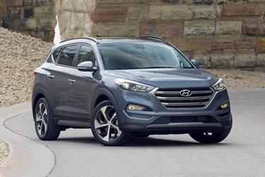 2017 Hyundai Tucson SE Sport Utility Charlottesville VA