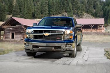2018 Chevrolet Silverado 2500HD LT Pickup Slide