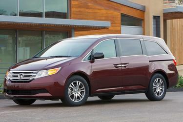 2012 Honda Odyssey TOURING Minivan Wilmington NC