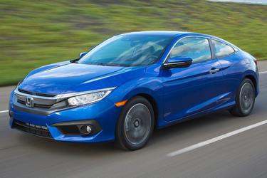 2016 Honda Civic EX Sedan Apex NC