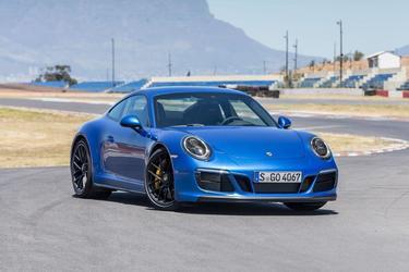 2018 Porsche 911 GT3 Coupe Merriam KS