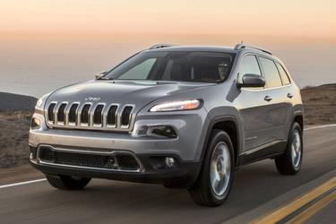 2017 Jeep Cherokee LATITUDE Greensboro NC
