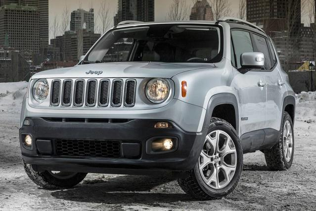 2016 Jeep Renegade LATITUDE SUV Slide 0