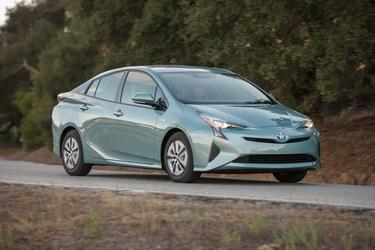 2018 Toyota Prius THREE THREE Hatchback Merriam KS
