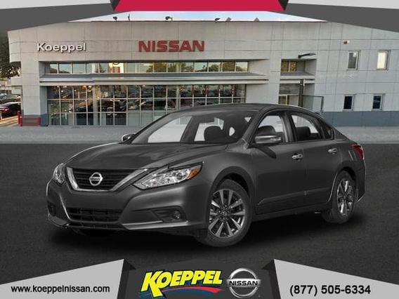 2018 Nissan Altima 2.5 SR Jackson Heights New York