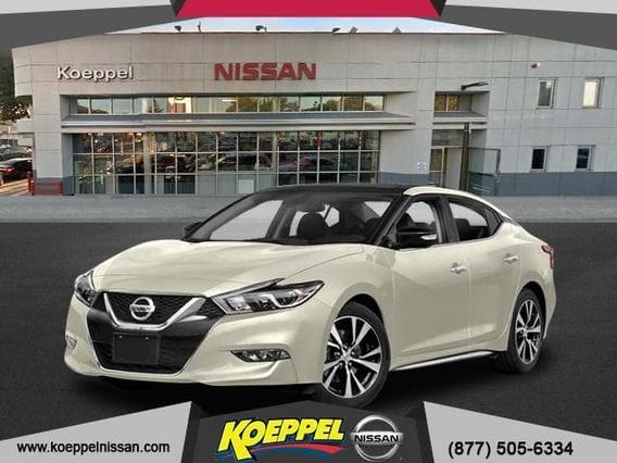 2018 Nissan Maxima 3.5 PLATINUM Jackson Heights New York