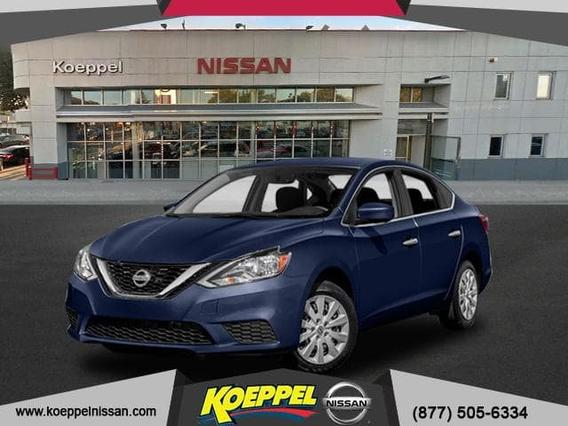 2018 Nissan Sentra SV Woodside NY