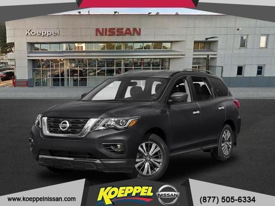 2018 Nissan Pathfinder SV Jackson Heights New York