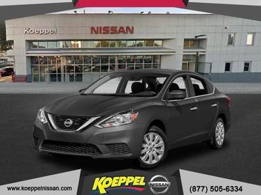 2018 Nissan Sentra S Jackson Heights New York