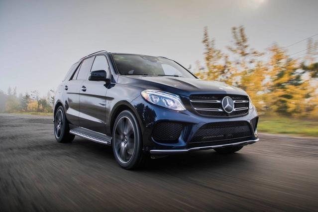 2018 Mercedes-Benz GLE 350 SUV Slide 0