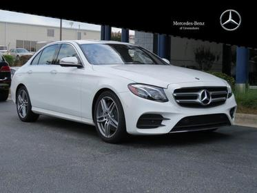 2017 Mercedes-Benz E-Class E 300 SPORT 4dr Car Greensboro NC